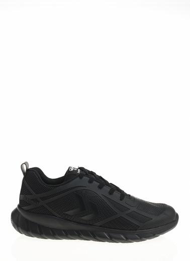 Hummel Unisex Agoptos Sneakers 212009-2001 Siyah